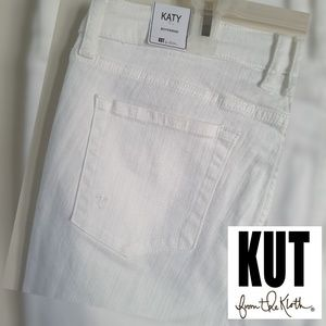 Kut from the Kloth Jeans - Kut From the Kloth 💙 White Jeans